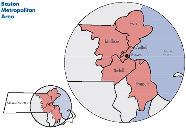 Boston Metropolitan Area