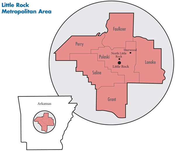 Little Rock Metropolitan Area
