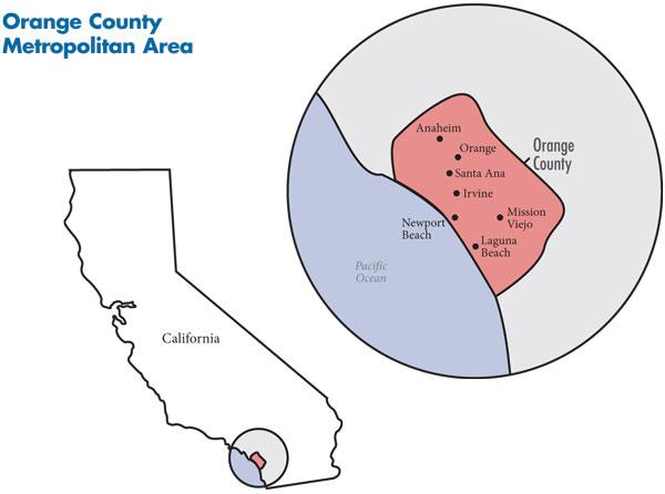 Orange County Metropolitan Area
